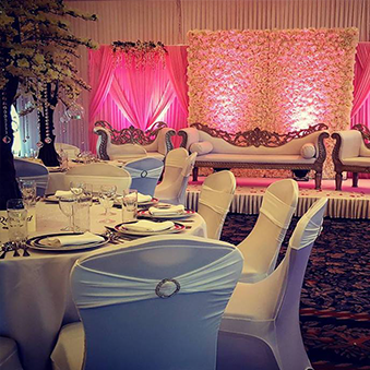 Wedding At Hardwick Hall