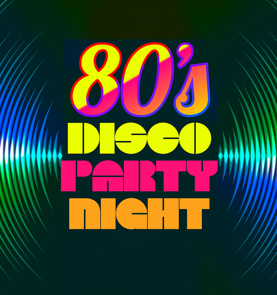 80s pop party hardwick hall hotel