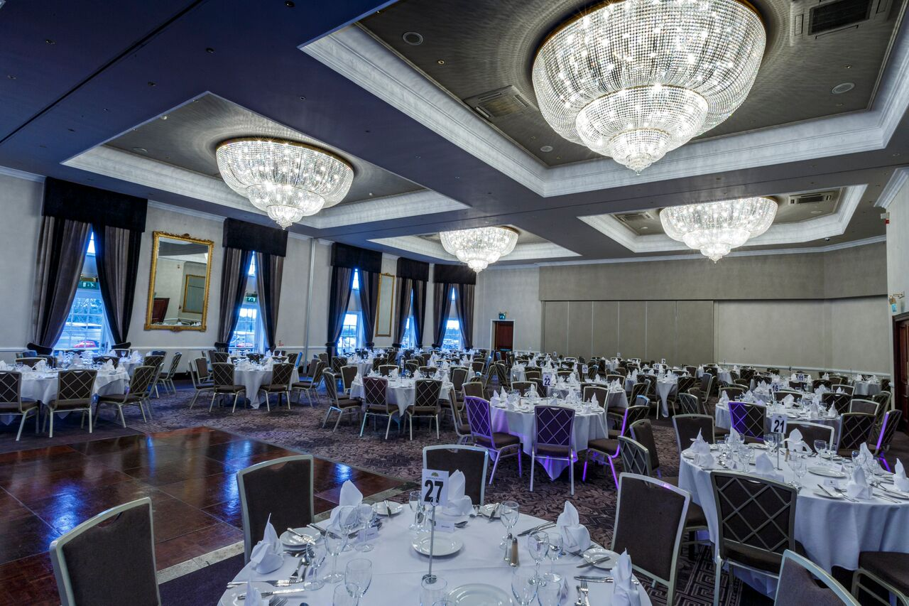 Function Room With Free Parking