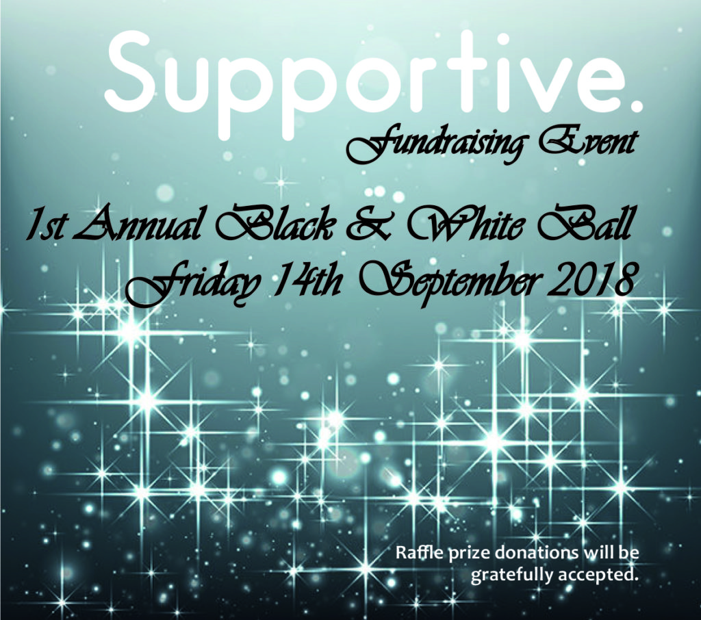 Annual Black White Ball Hardwick Hall Hotel