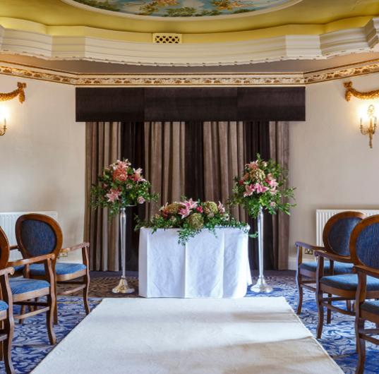 Boyne Suite Hardwick Hall Hotel